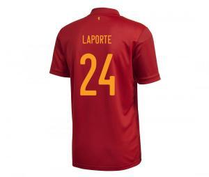 Maillot Espagne Domicile Euro Laporte 2020
