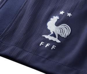 Short Match France Domicile 2020-2021