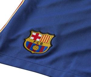 Short Barça Domicile 2020/2021 Junior