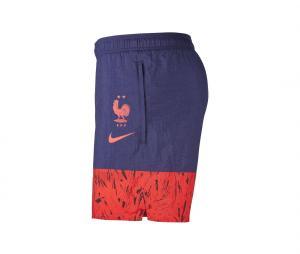Short France Woven Bleu/Rouge