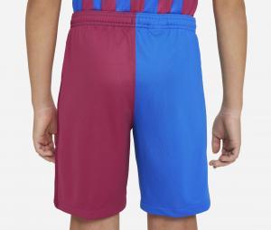 Short Barça Domicile 2021/2022 Junior