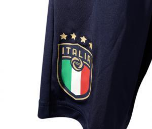 FIGC TRAINING SHORT.PEACO