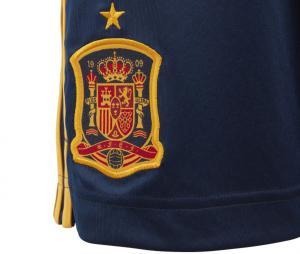 Short Espagne Domicile 2020/2021 Junior