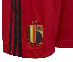 Short Belgique Domicile 2020/2021 Junior