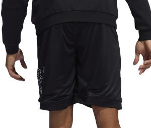 Short Basketball Donovan Mitchell Noir