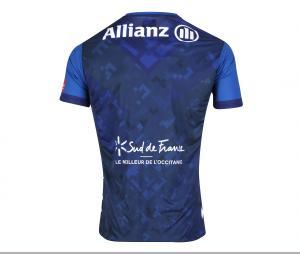 Maillot Montpellier Herault Handball Domicile 2020/2021