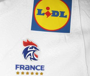 Maillot Handball France FFHB Extérieur 2019/20
