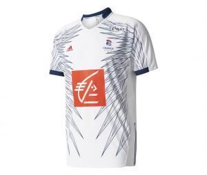Maillot Handball France FFHB Extérieur 2016/18