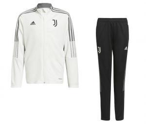 Survêtement Juventus Blanc/Noir Junior