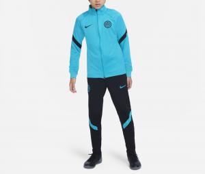 Survêtement Entraînement Inter Milan Strike Bleu/Noir Junior