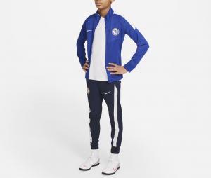 Survêtement Chelsea Academy Pro Bleu Junior