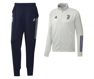 Survêtement Juventus Gris/Bleu