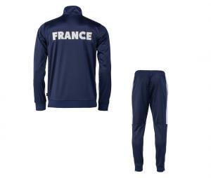 Survêtement France Fan Bleu