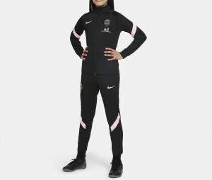 Survêtement Entraînement PSG Strike Noir Junior