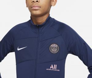 Survêtement PSG Academy Pro Bleu Junior