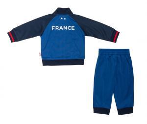 Survêtement France Fan Bleu Bébé