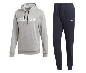Survêtement adidas Gris/Bleu