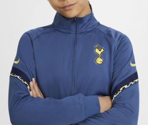 Survêtement Tottenham Strike Bleu Junior