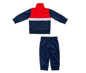 Survêtement PSG Bleu/Rouge Bébé