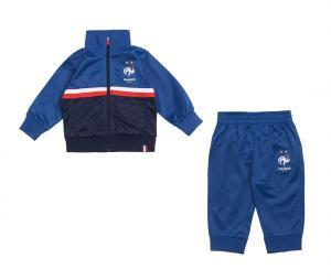 Survêtement France Bleu Bébé