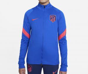 Survêtement Entraînement Atlético Madrid Strike Bleu Junior