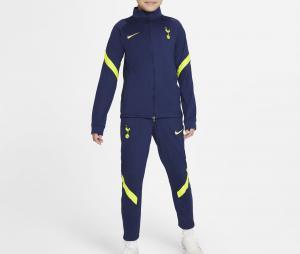 Survêtement Entraînement Tottenham Strike Bleu Junior