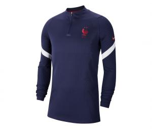 Training top France VaporKnit Strike Bleu