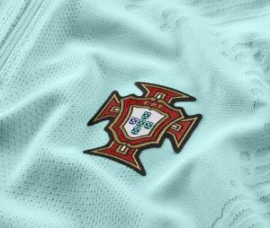 Training top Portugal VaporKnit Strike Bleu