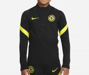 Training top Chelsea Strike Noir Junior