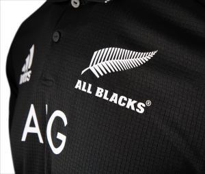 Polo All Blacks Primeblue Replica Noir