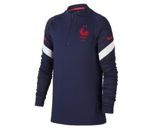 Training Top France Strike Bleu Junior