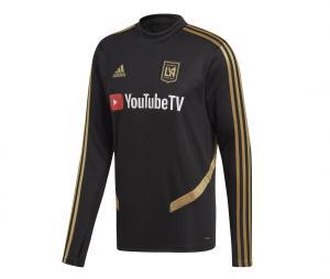 Training Top Los Angeles FC Noir