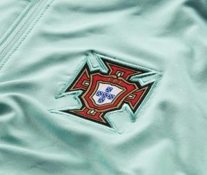 Training Top Portugal Strike Vert