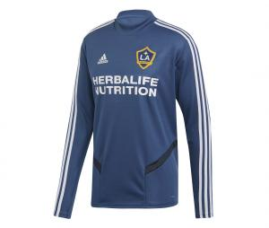 Training Top Los Angeles Galaxy Bleu