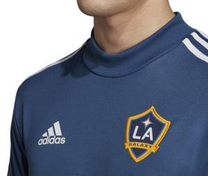 Training Top Los Angeles Galaxy Bleu