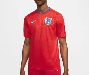 Maillot Pré-Match Angleterre Rouge