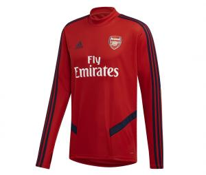 Training Top Arsenal Rouge