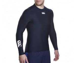 Maillot Manches Longues Canterbury Thermoreg Noir