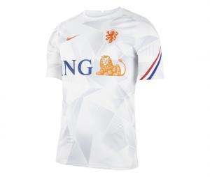 Maillot Pré-Match Pays-Bas Gris