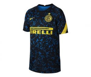 Maillot Pré-Match Inter Milan Bleu Junior