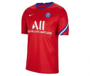Maillot Pré-Match PSG Rouge Junior