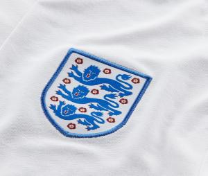 Polo Angleterre Grand Slam Blanc