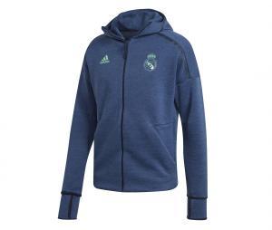 Veste à capuche Real Madrid Z.N.E. Bleu