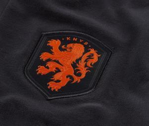 Polo Pays Bas Grand Slam Noir