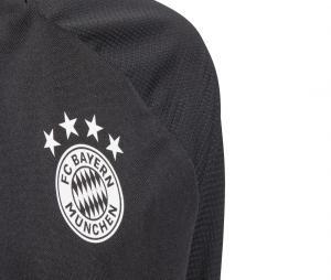 Training top Bayern Munich Noir Junior