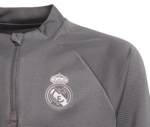 Training Top Real Madrid Gris Junior