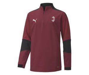 Training Top AC Milan Rouge/Noir Junior
