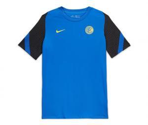 Maillot Entraînement Inter Milan Strike Bleu