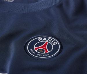 Maillot Entraînement PSG Strike Bleu