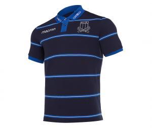 Polo Italie Bleu